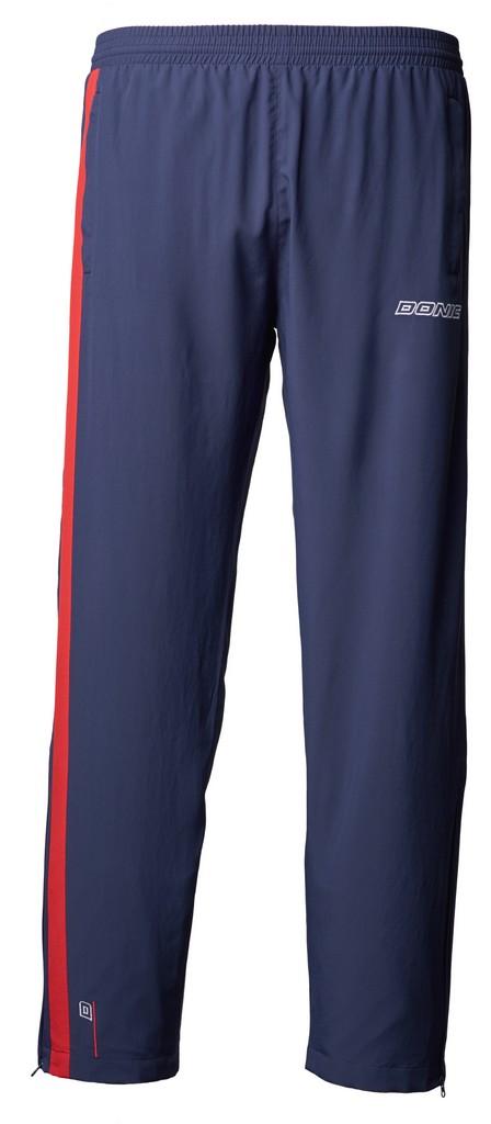 Kalhoty k soupravě Donic Drift- tmavě modrá - tmavě modrá -S