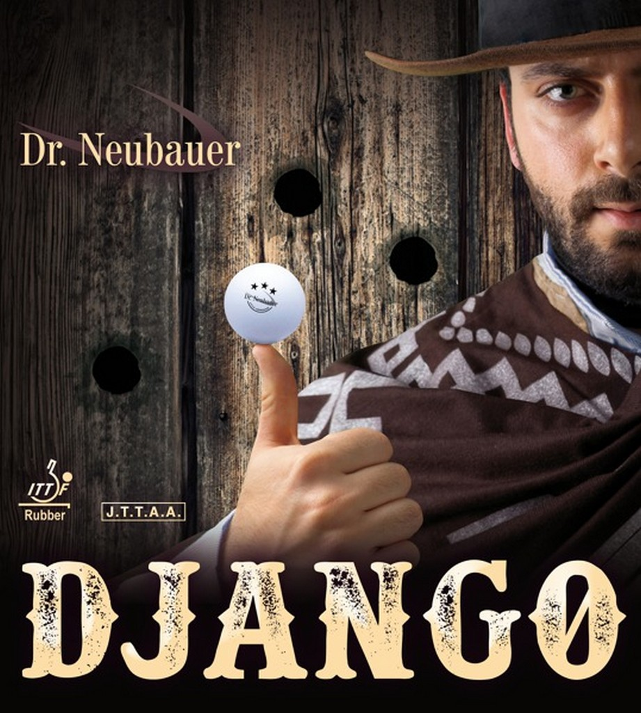 Potah Dr. Neubauer Django - červená -