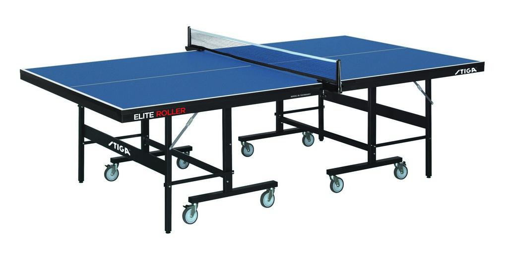 Stůl STIGA Elite Roller CSS $ - modrá -