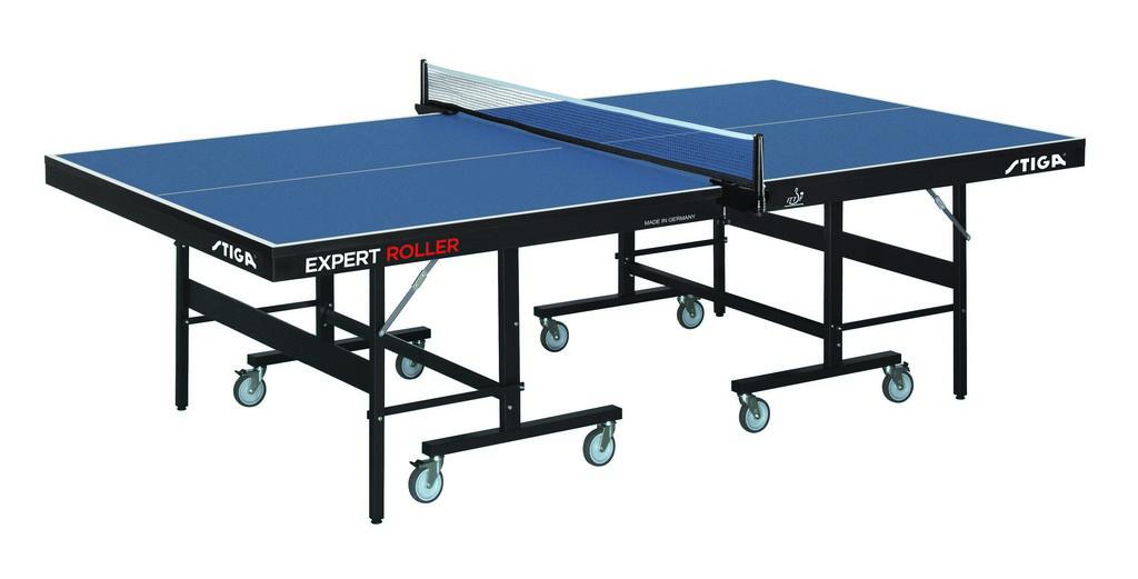Stůl STIGA Expert Roller CSS - modrá -