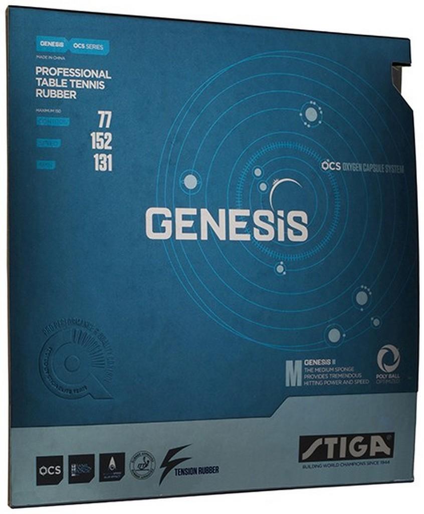 Potah STIGA Genesis M - černá -