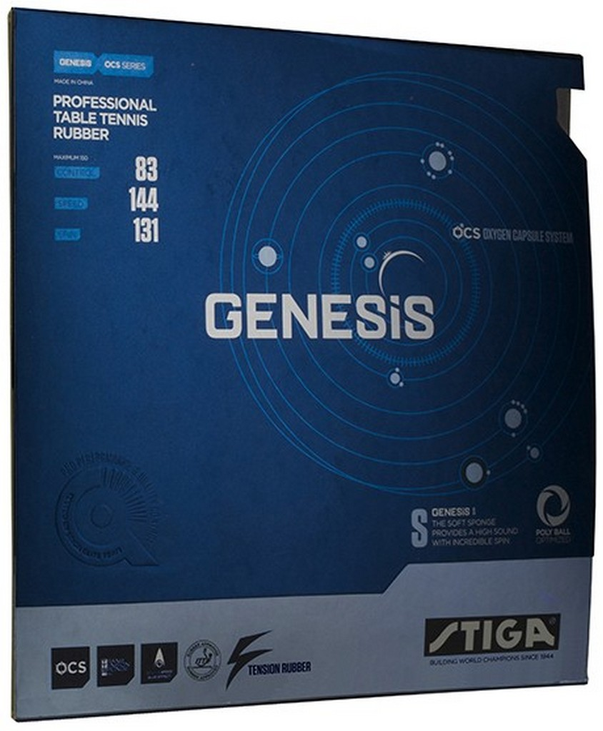 Potah STIGA Genesis S - černá -