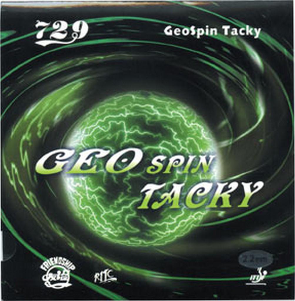 Potah Friendship Geo Spin Tacky - černá -