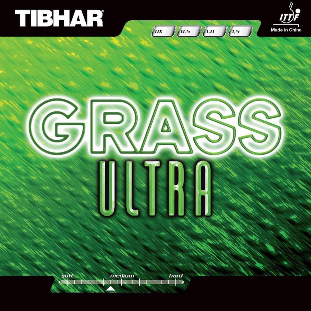 Potah Tibhar Grass Ultra - červená -