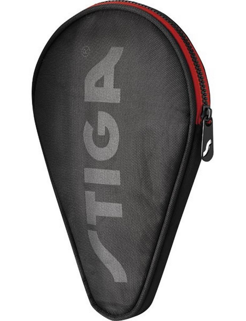 Pouzdro STIGA Image obrys - černá s červenou -