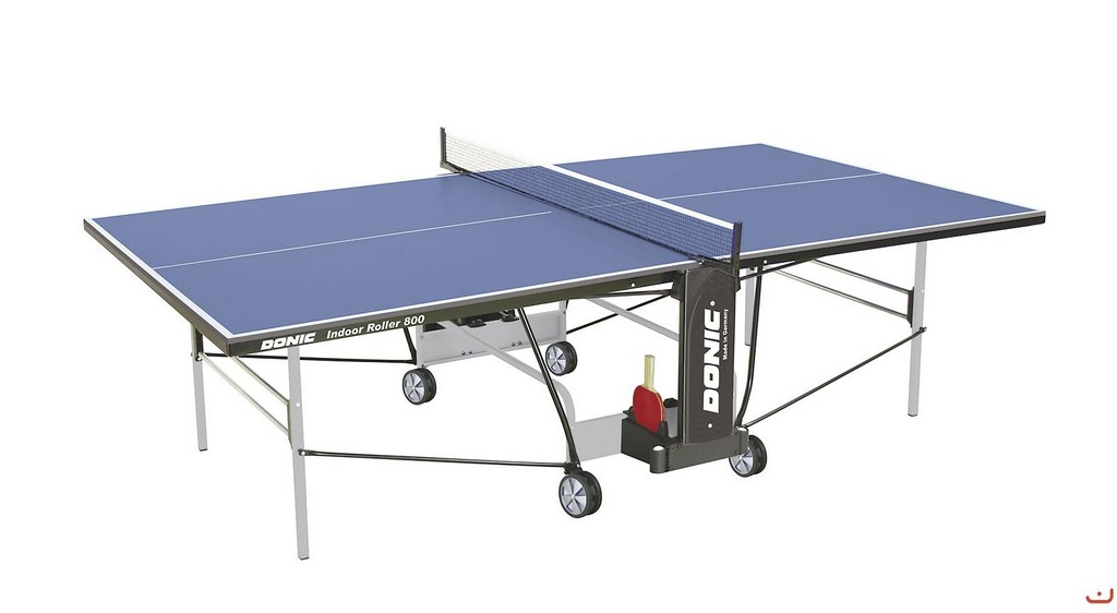Stůl DONIC Indoor Roller 800 - modrá -