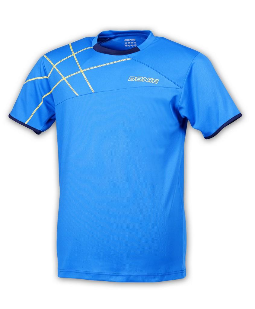 Tričko Tričko Donic Kentucky modré - modrá -XXL