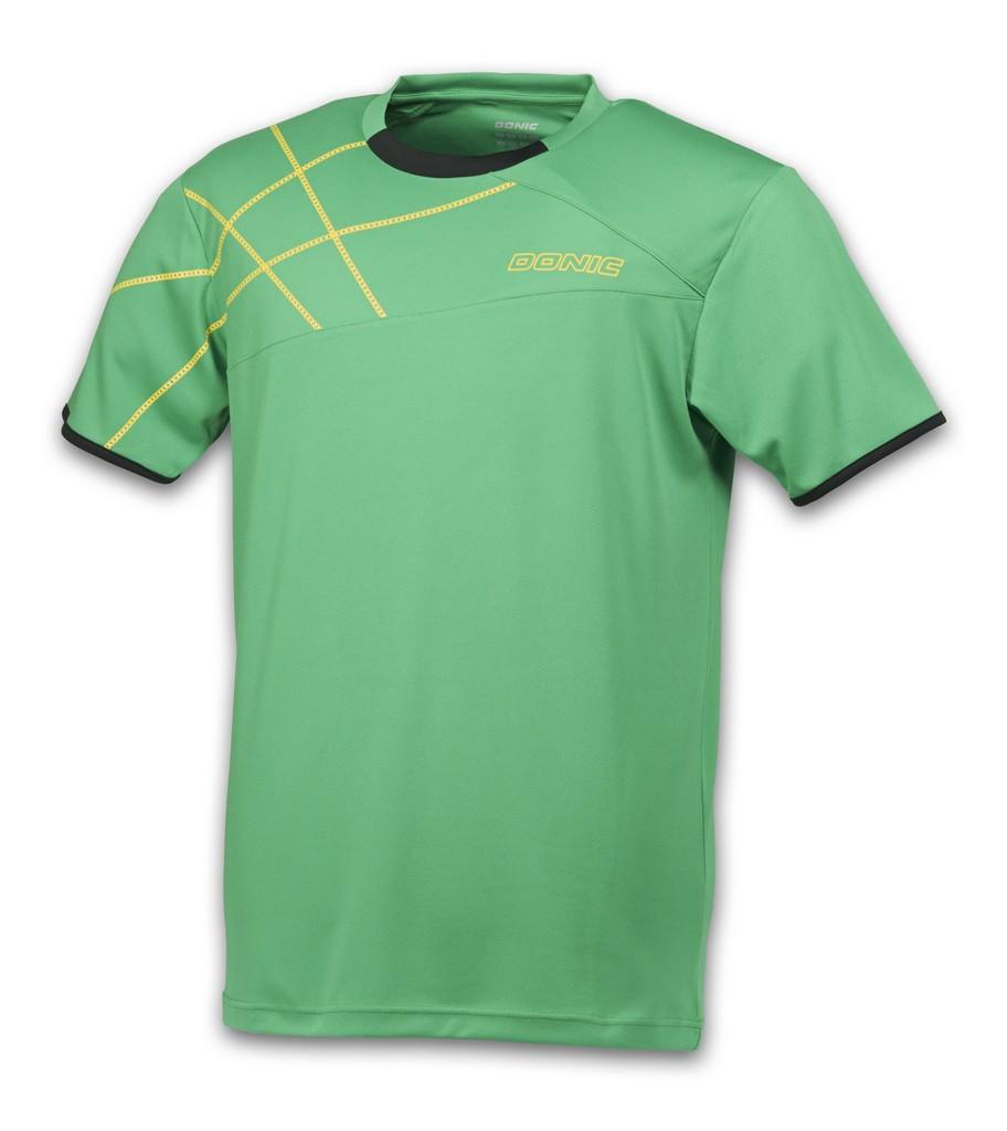 Tričko Tričko Donic Kentucky zelené - zelená -S