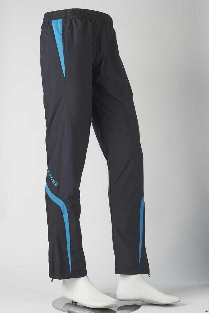 Kalhoty k soupravě DONIC Slide- modrá - modrá -XS