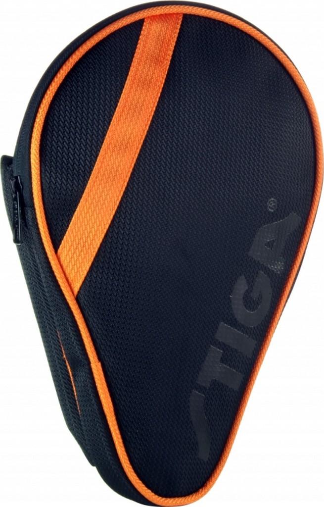 Pouzdro STIGA League obrys - černo-oranžová -
