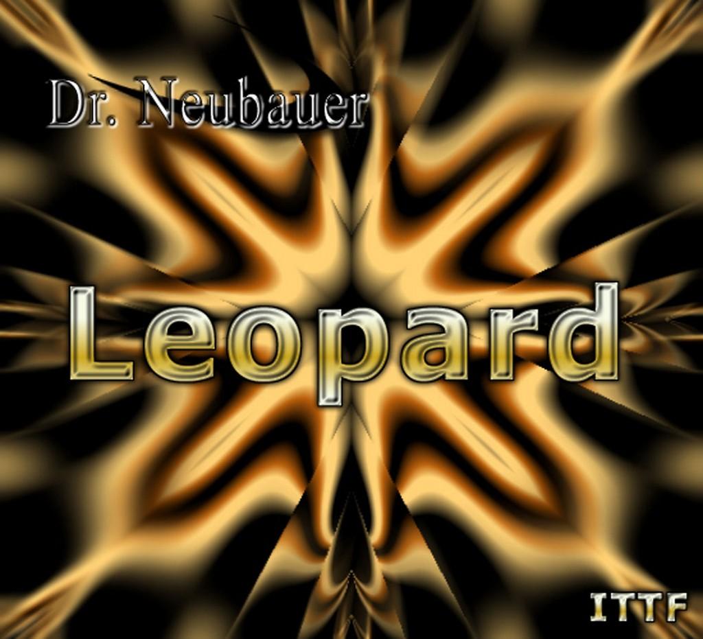 Potah Dr. Neubauer Leopard - červená -