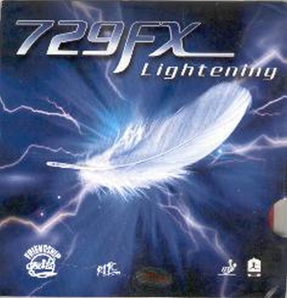Potah Friendship 729 FX Lightening - červená -