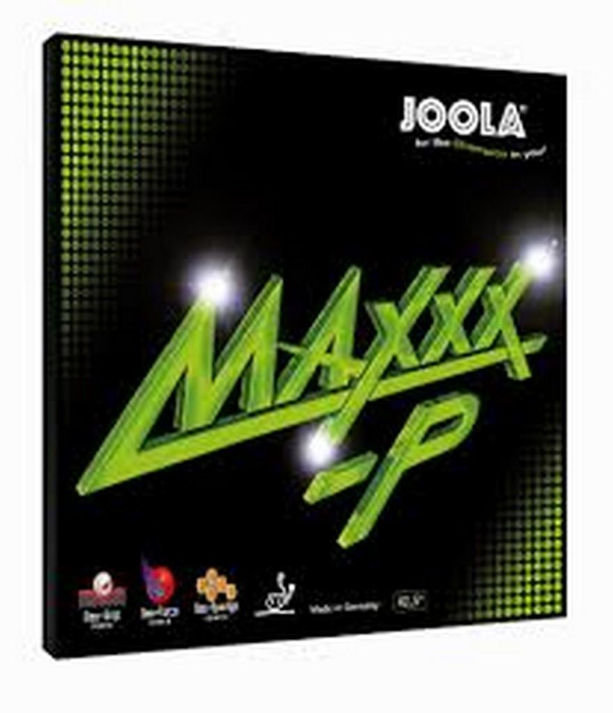 Potah JOOLA Maxxx-P - černá -