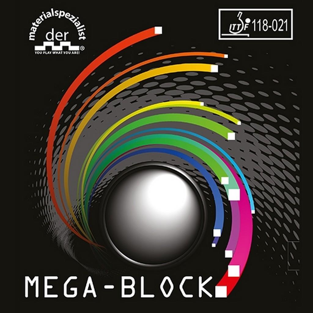 Potah Der Materialspezialist Mega-block Anti - červená -