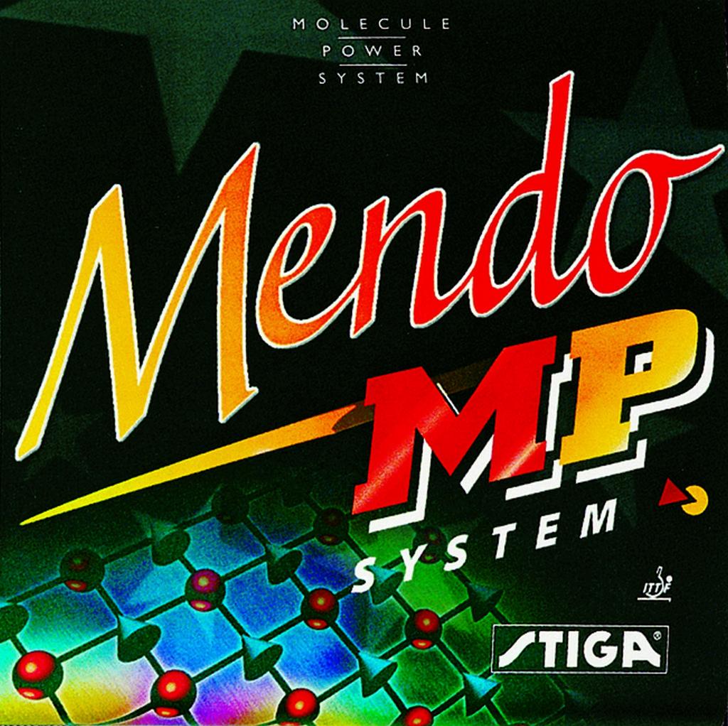 Potah STIGA Mendo MP - červená -
