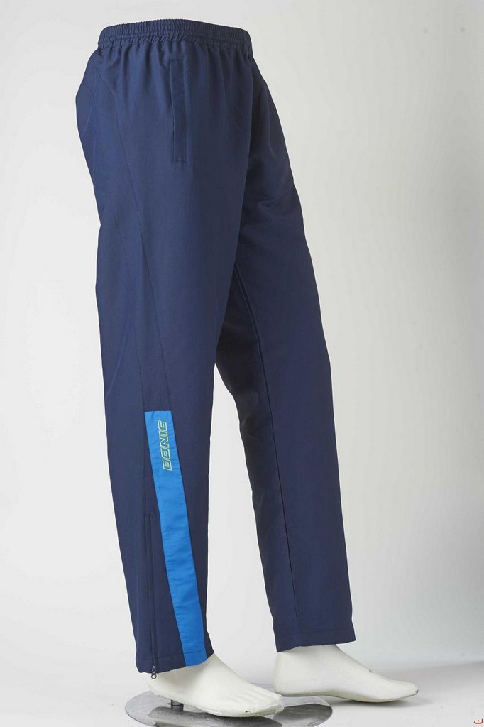 Kalhoty k soupravě DONIC Montana- modrá - modrá -S
