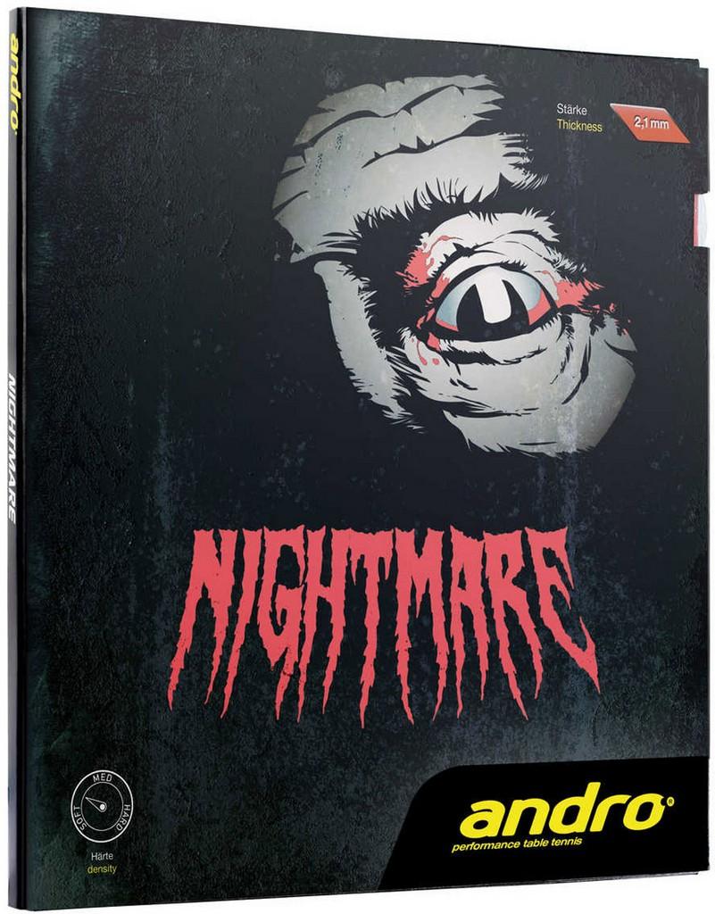 Potah Andro Nightmare - červená -
