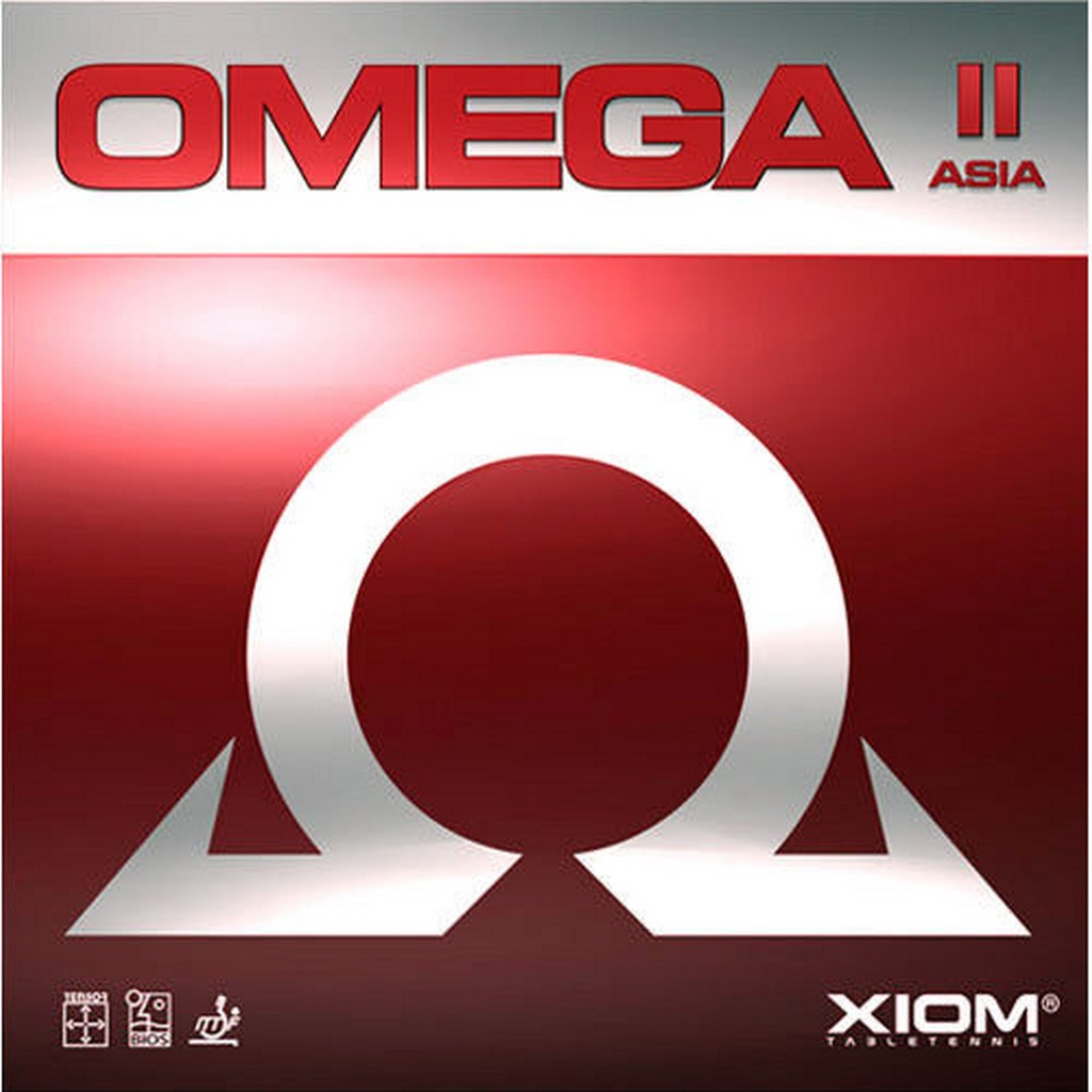 Potah Xiom Omega II Asia - červená -