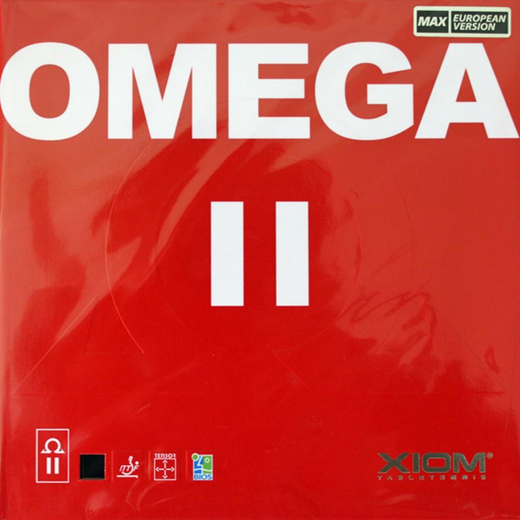 Potah Xiom Omega II EU - červená -