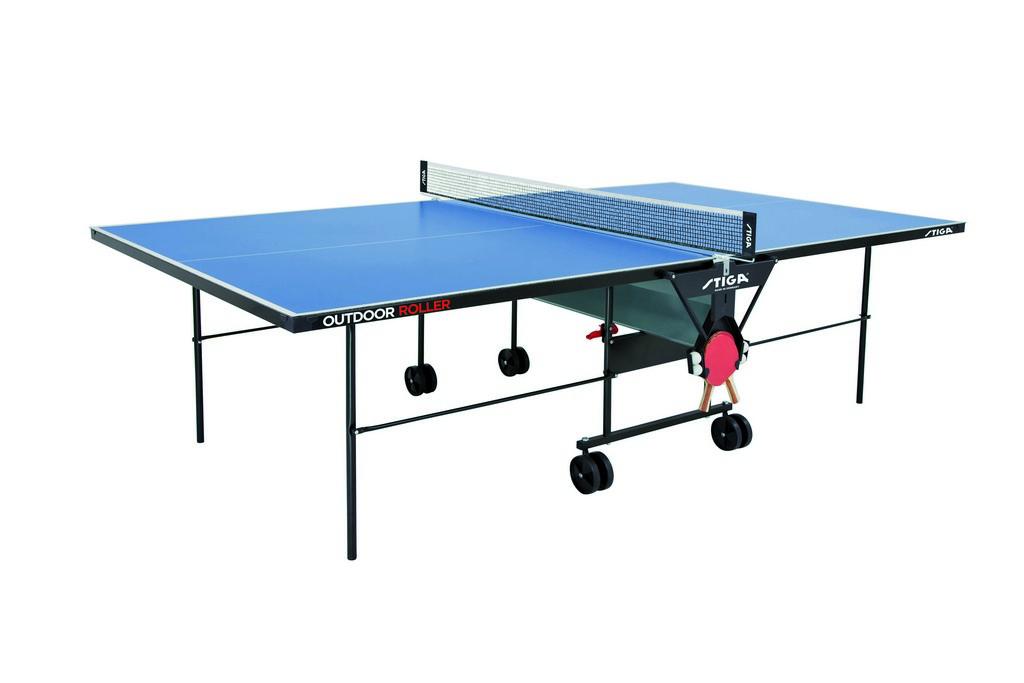 Stůl STIGA Outdoor Roller - modrá -