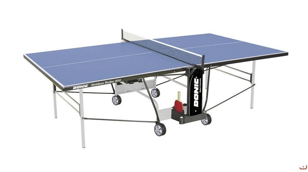 Stůl DONIC Outdoor Roller 800-5 - modrá -