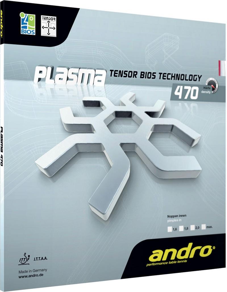 Potah Andro Plasma 470 - červená -