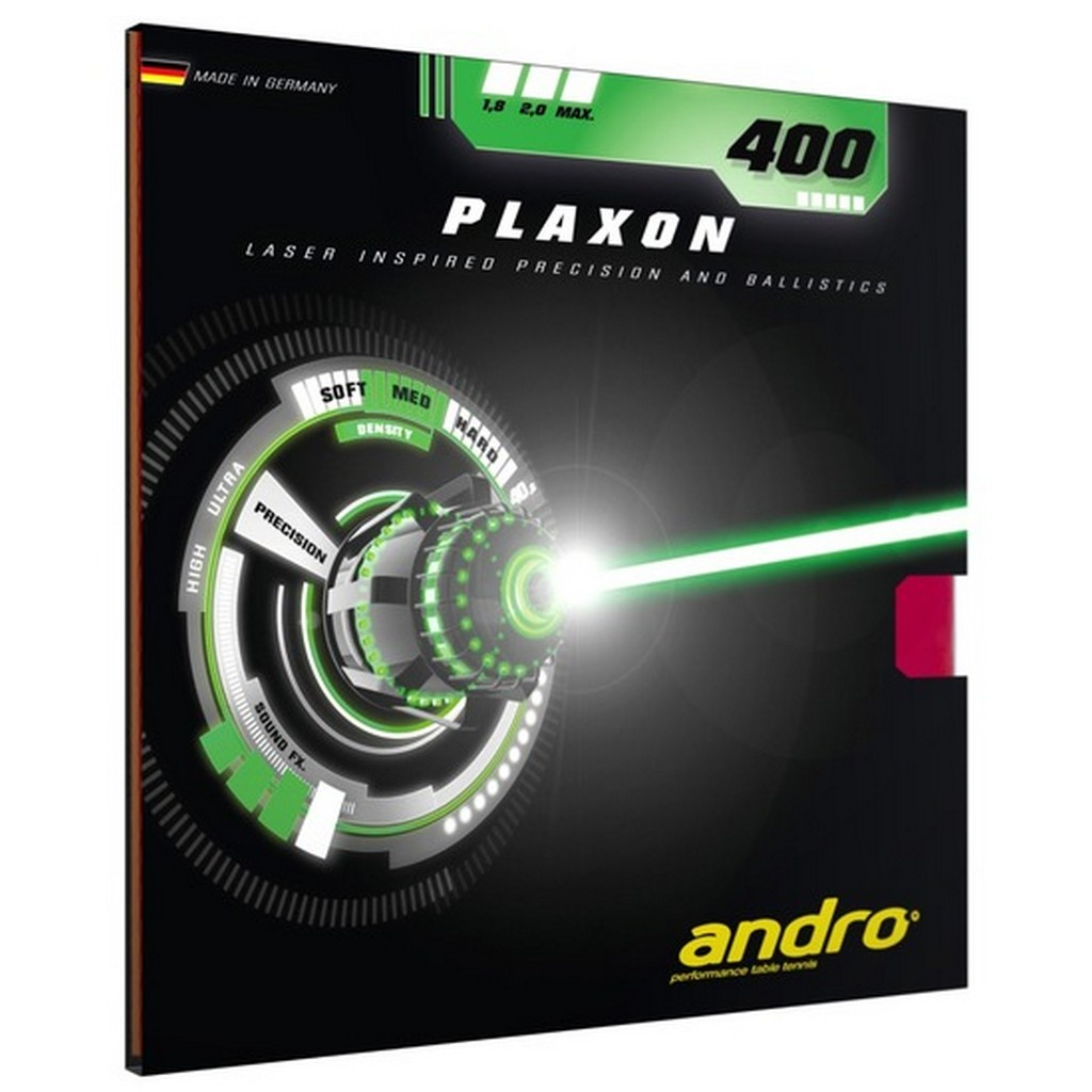Potah Andro Plaxon 400 - červená -