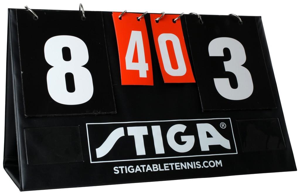 Počítadlo STIGA Počítadlo velké 2015 - černá -