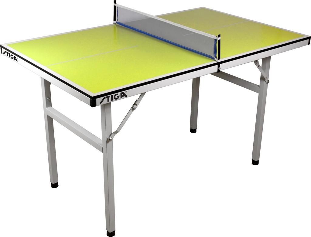 Stůl STIGA Mini Pure - zelená -