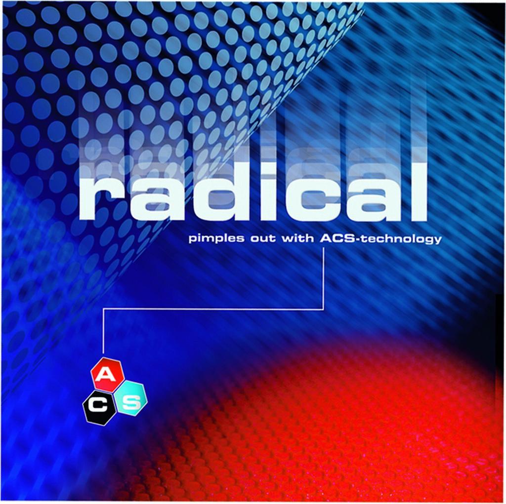 Potah STIGA Radical - černá -
