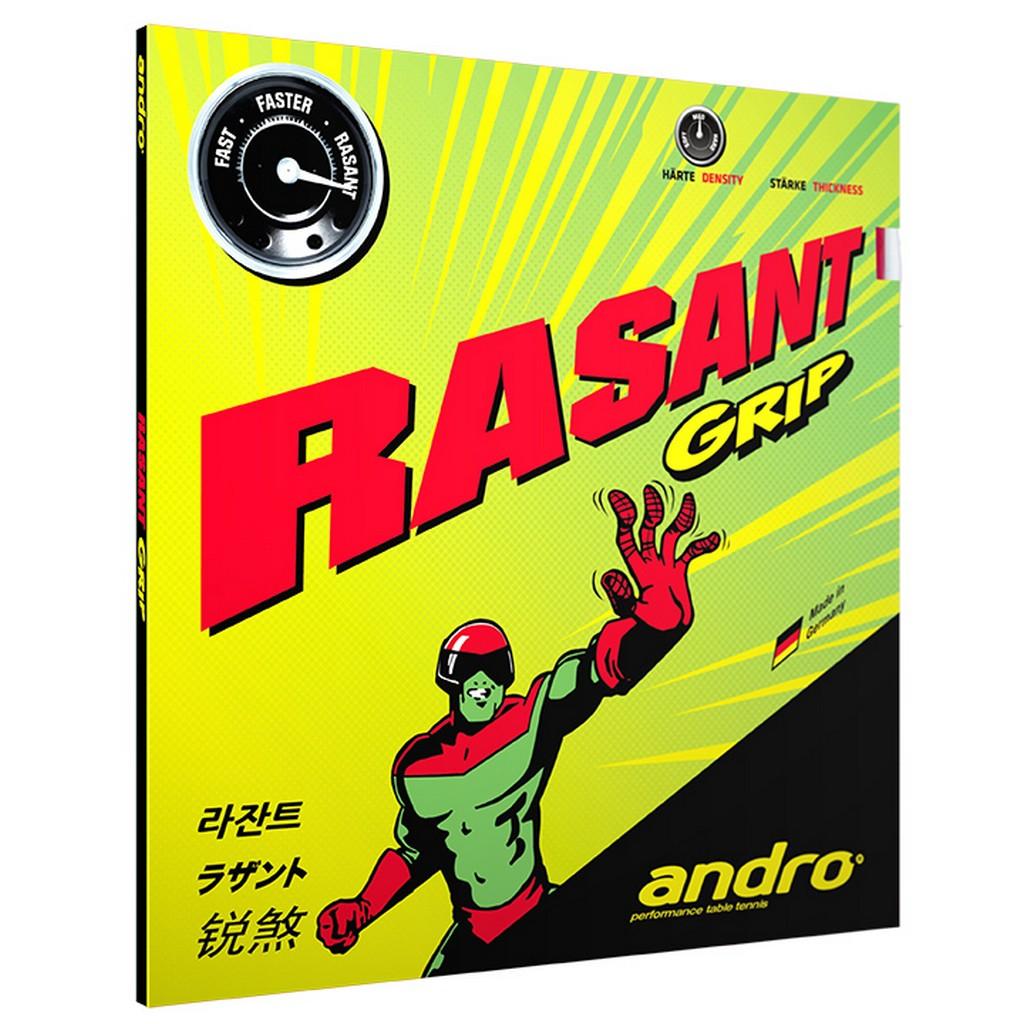 Potah Andro Rasant Grip - červená -