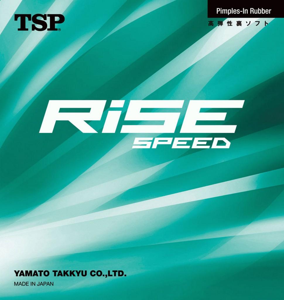 Potah TSP Rise Speed - červená -