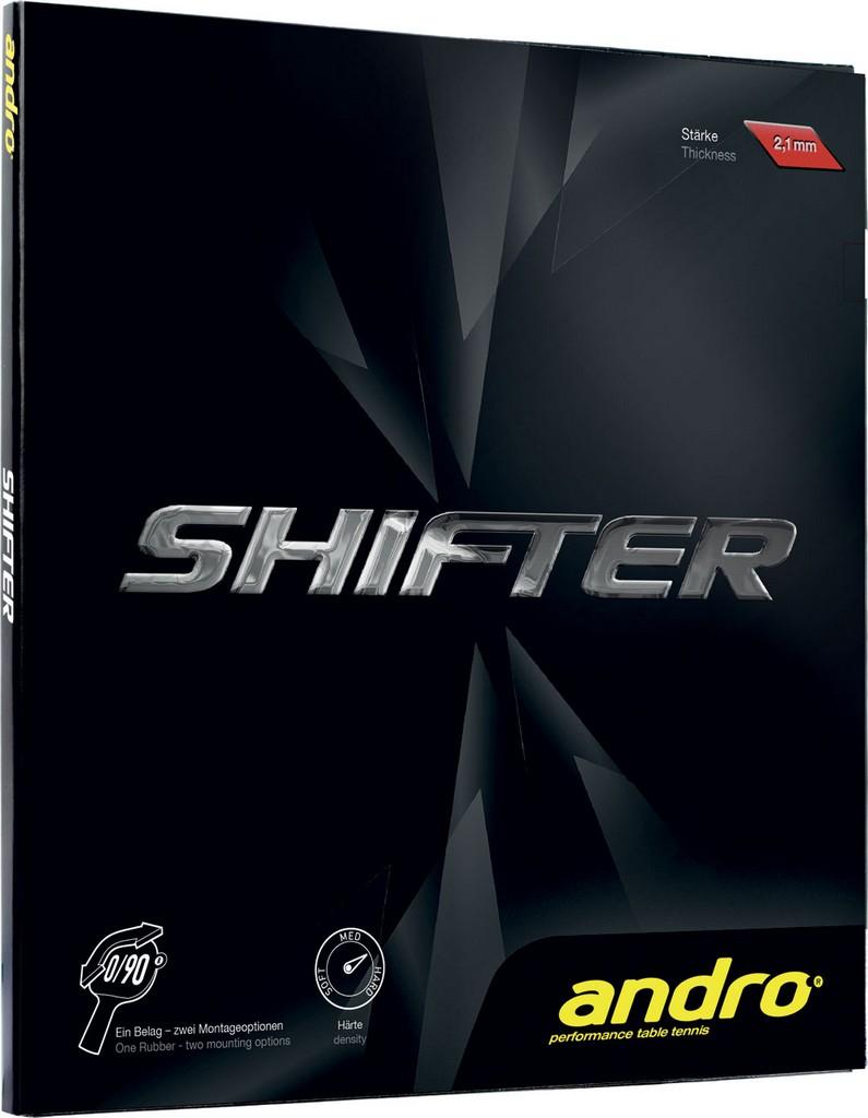 Potah Andro Shifter - červená -
