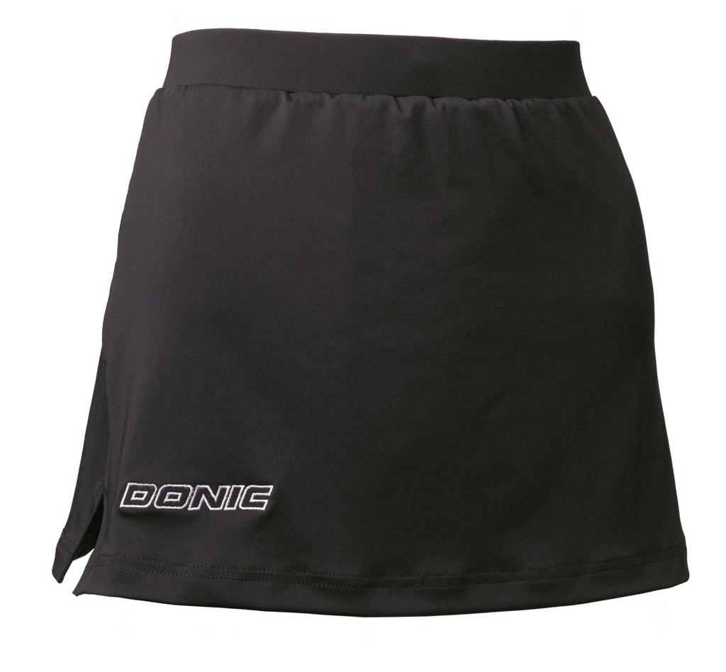 Sukně Donic Clip černá - černá -XS