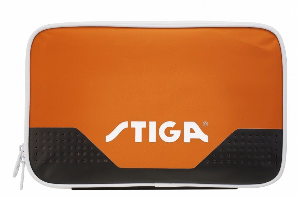 Pouzdro STIGA Stage obdélník - oranžová -