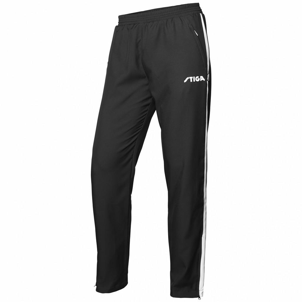 Kalhoty k soupravě STIGA Ocean- černá - černá -S