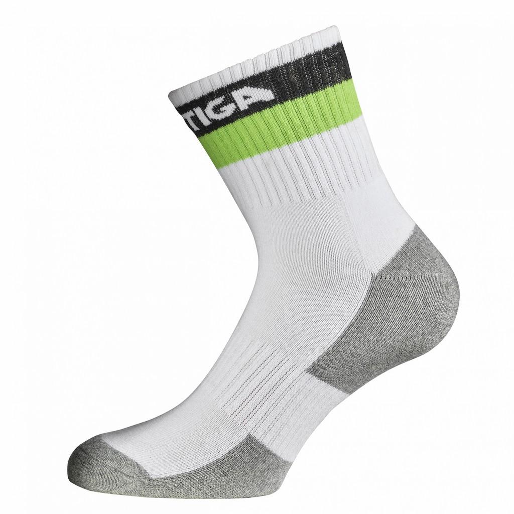 Ponožky STIGA Prime high modré - modrá -41-46