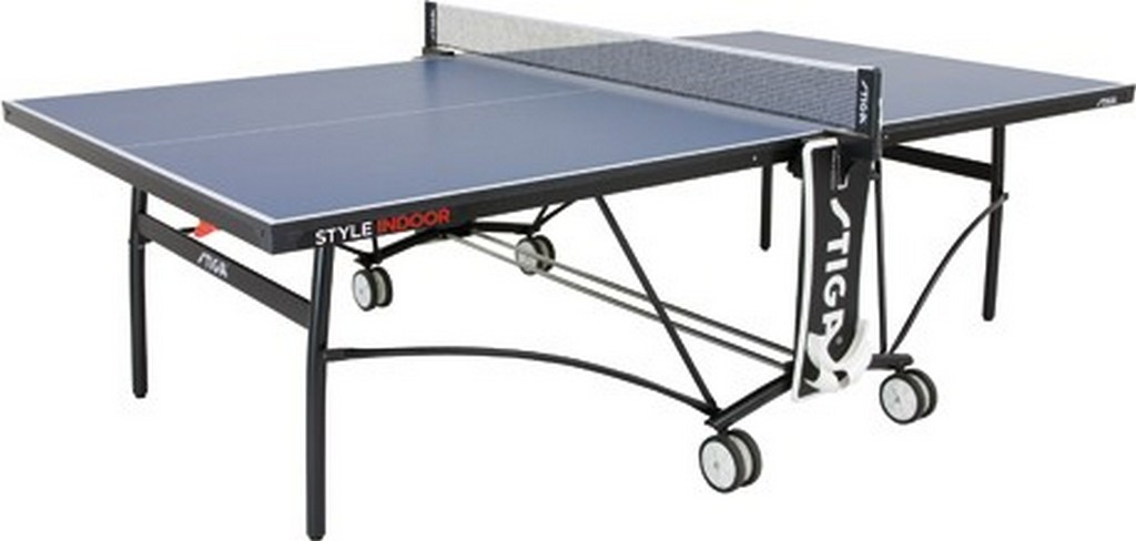 Stůl STIGA Style Indoor - modrá -