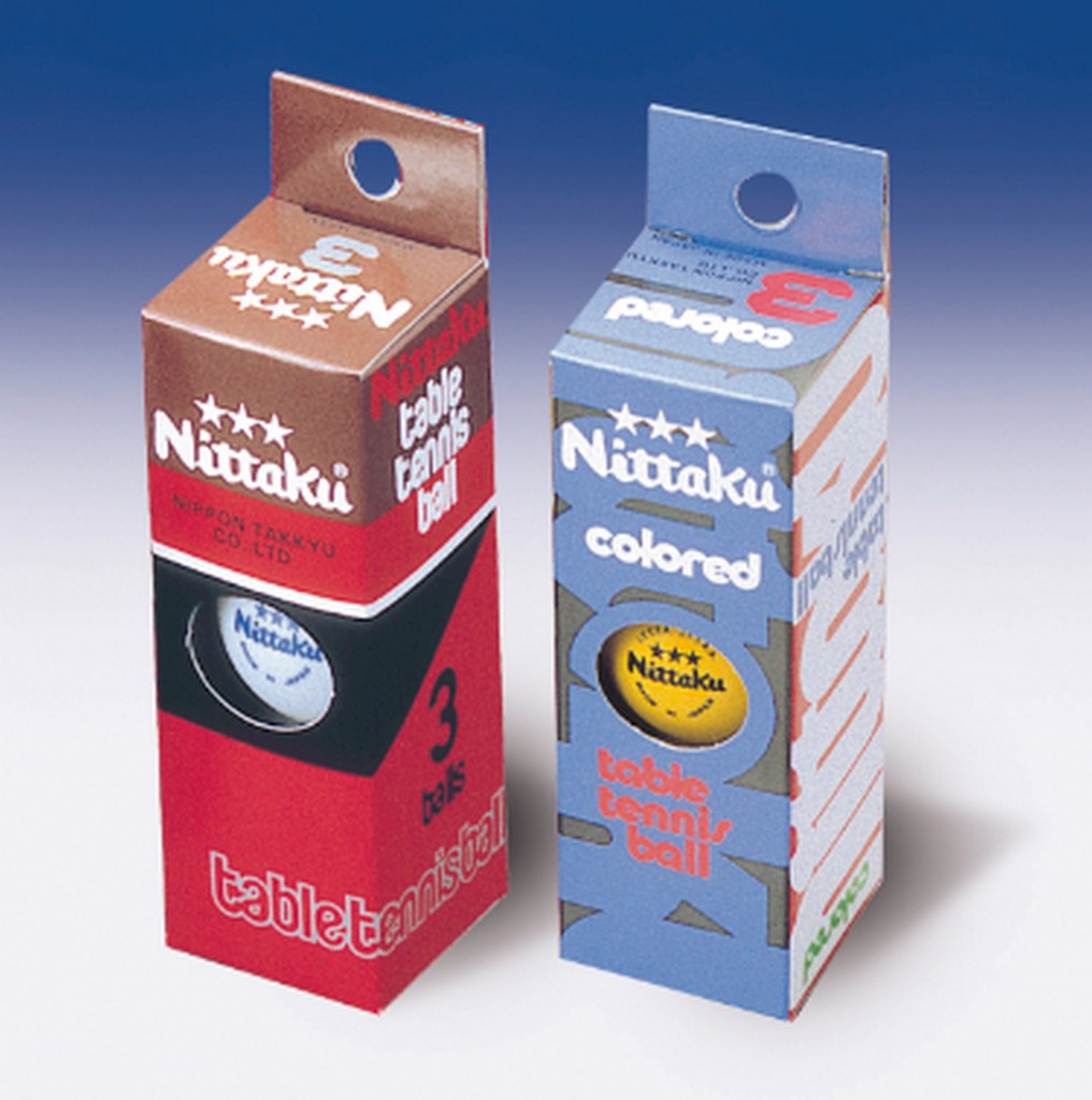 Míček Nittaku Super Select - oranžová -