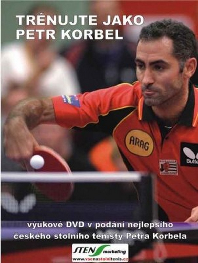 DVD STEN marketing Trénujte jako Petr Korbel 1 - -