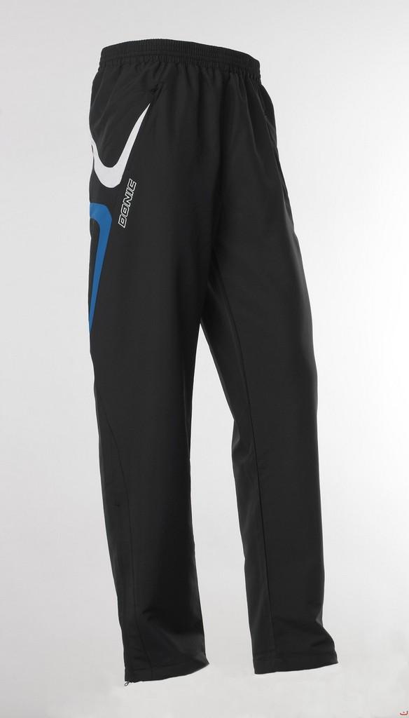 DONIC Trophy (kalhoty) modro-černá - modro-černá -XL