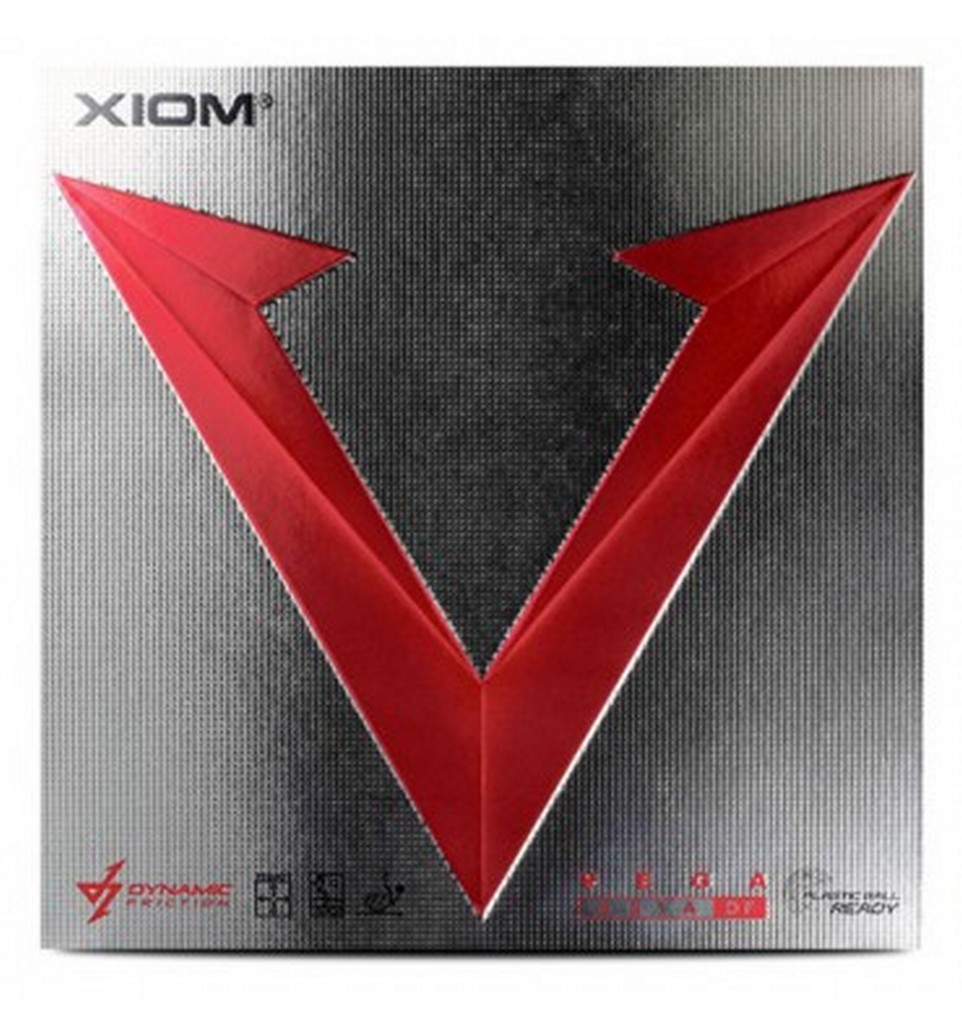 Potah Xiom Vega Asia DF - červená -