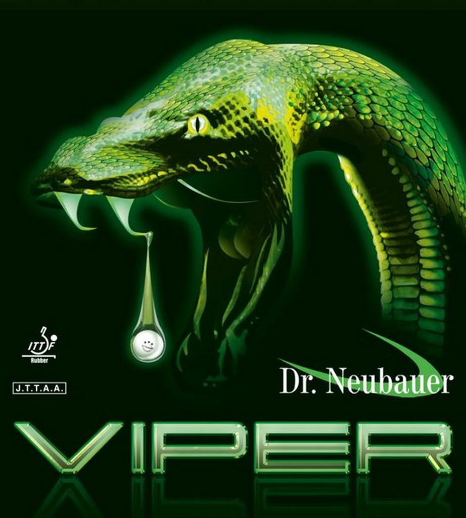 Potah Dr. Neubauer Viper - černá -