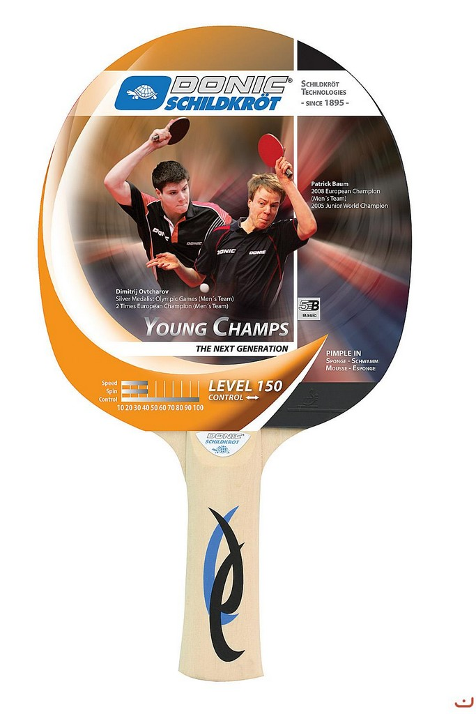 Pálka DONIC Young Champs 150 - -