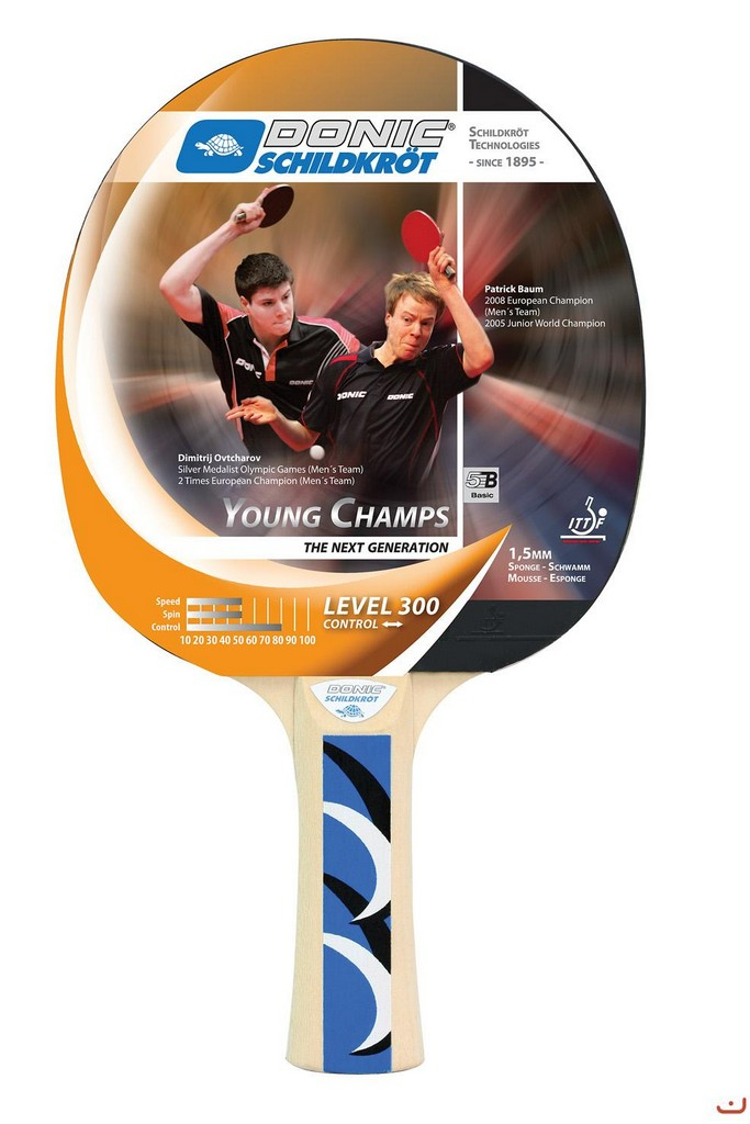 Pálka DONIC Young Champs 300 - -